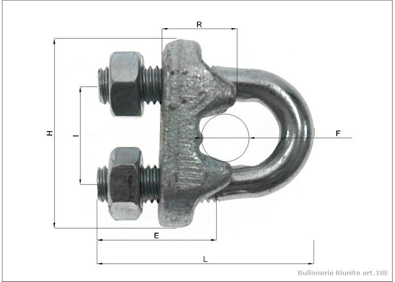 Prodotti di viteria unificata in acciaio e inox bullonerie