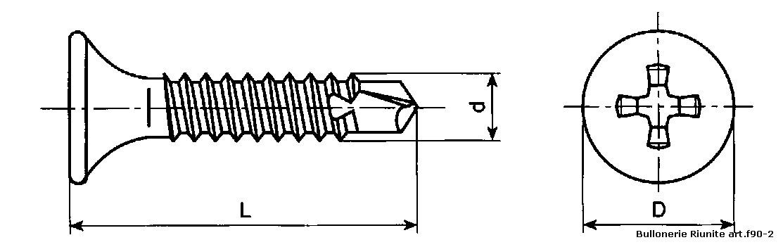 Prodotti Di Viteria Unificata In Acciaio E Inox Bullonerie Riunite